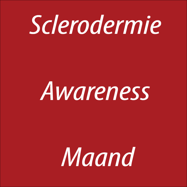 Sclerodermie en Awareness maand